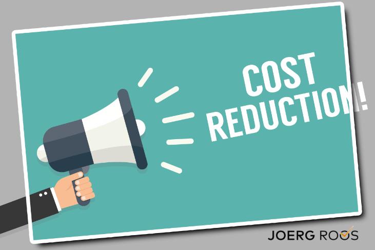 überflüssige Kosten