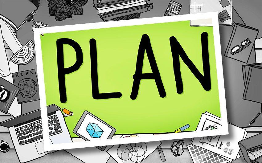 Erfolgreich planen